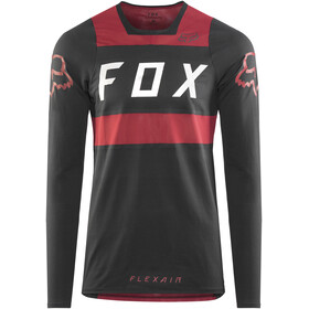 Fox Flexair Long Sleeve Jersey Men red/black